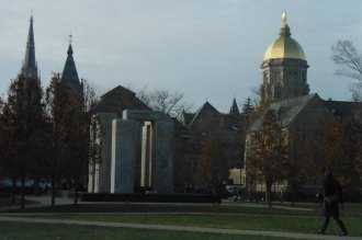 Campus of Notre Dame