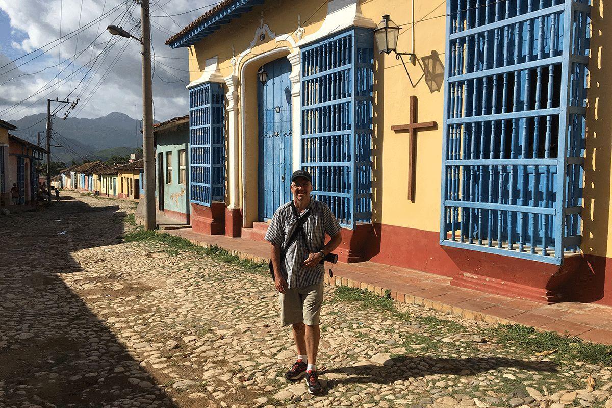 Anderson Cuba Cross Wide 1200