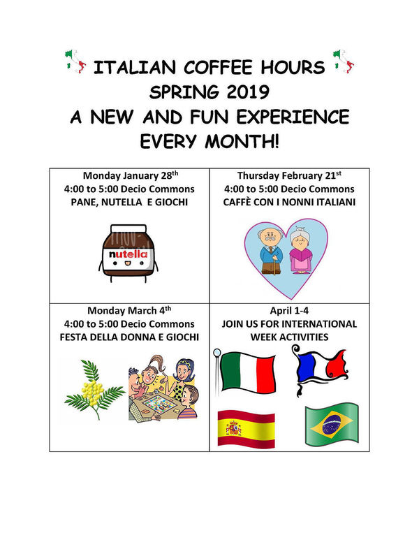 Italian Coffee Hours Spring 2019 Final 1