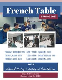 French Table Spring 2020